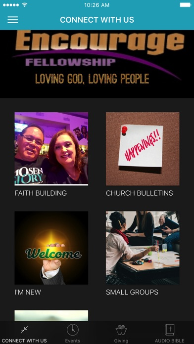 ENCOURAGE FELLOWSHIP KEAAU screenshot 1