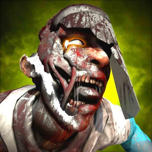 Scary Zombie Attack Survival iOS App