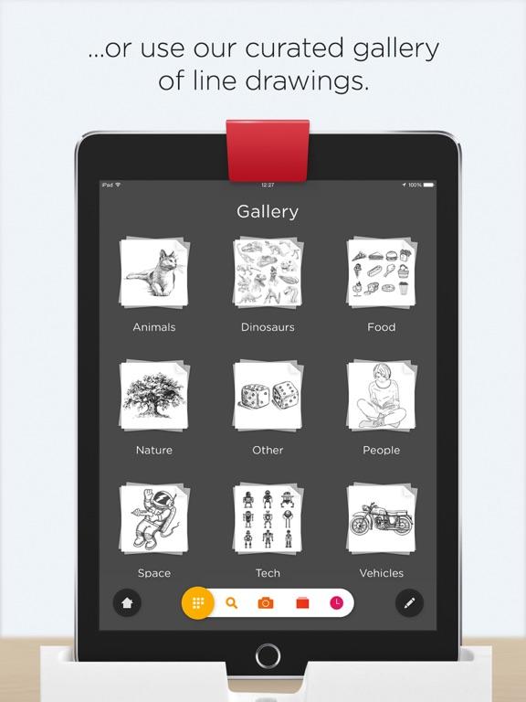 iPad Captura de pantalla 5