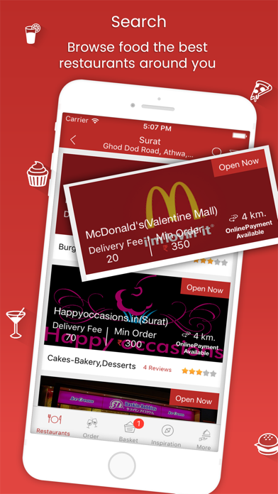 Eathub - At Your Doorstep screenshot two