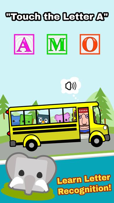 Preschool Bus Driver: No Ads screenshot one