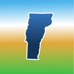 Aqua Map Vermont Lakes GPS