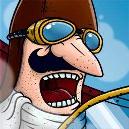 Aviator - idle clicker game