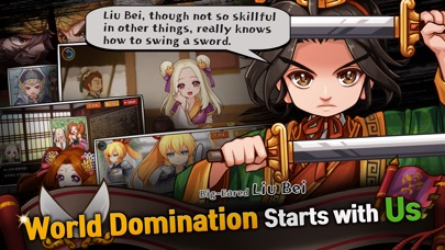 Screenshot 2 Three Kingdoms : The Shifters