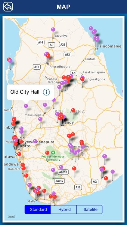 Sri Lanka Offline Travel Guide screenshot-3