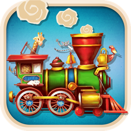 Ícone do app Ticket to Ride: First Journey