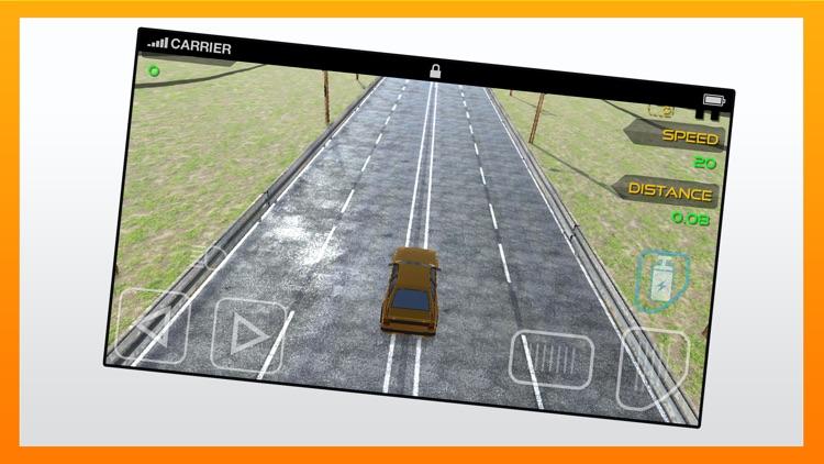 HighwaRacer : Racing In Car 3D screenshot-4