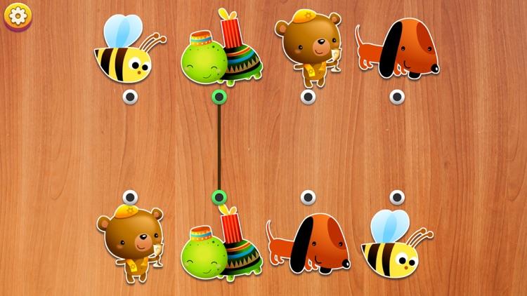 Cute Link Animal Block Puzzle screenshot-5