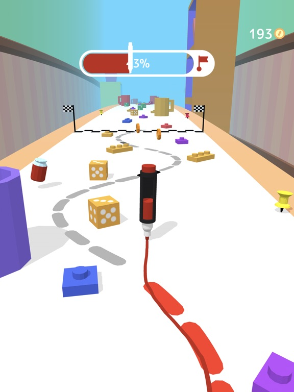 Pen Run screenshot 7