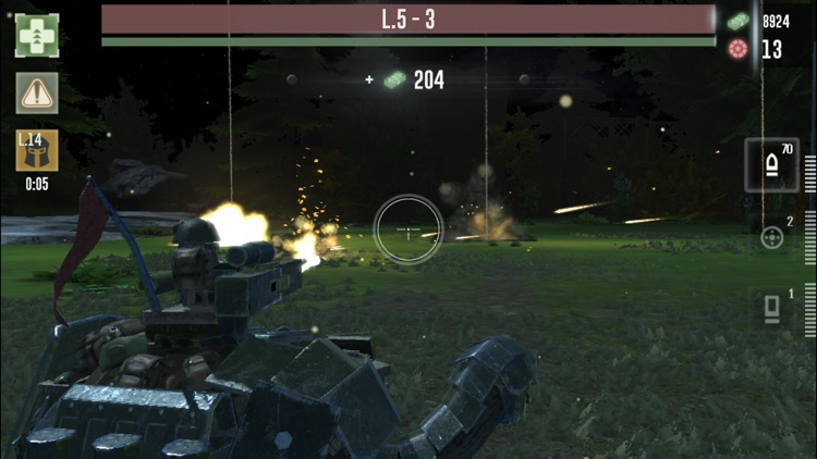 War Tortoise screenshot-4