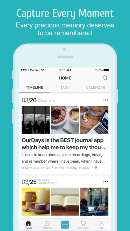 OurDays Journal