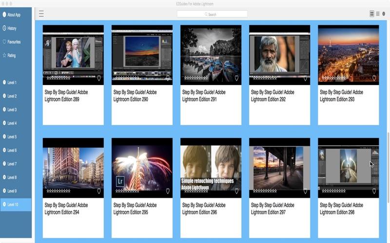 EZGuides For Adobe Lightroom screenshot 2