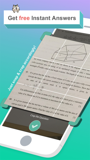 Miao - Math Homework Solver on the App Store