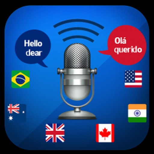 Voice & Translate iOS App