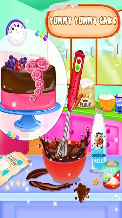Cake Maker Cooking Mania screenshot-4