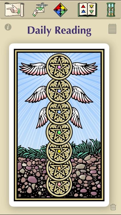 Tarot of the Sevenfold Mystery