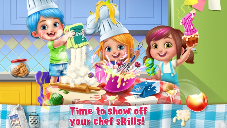 Little Chefs - Rule the Kitchen!