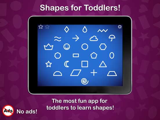 Shapes Toddler Preschool Скриншоты6