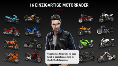 Racing Fever: MotoScreenshot von 4