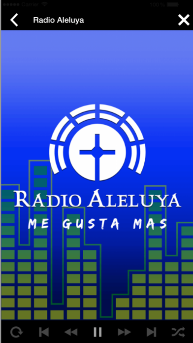 Radio Aleluya screenshot one