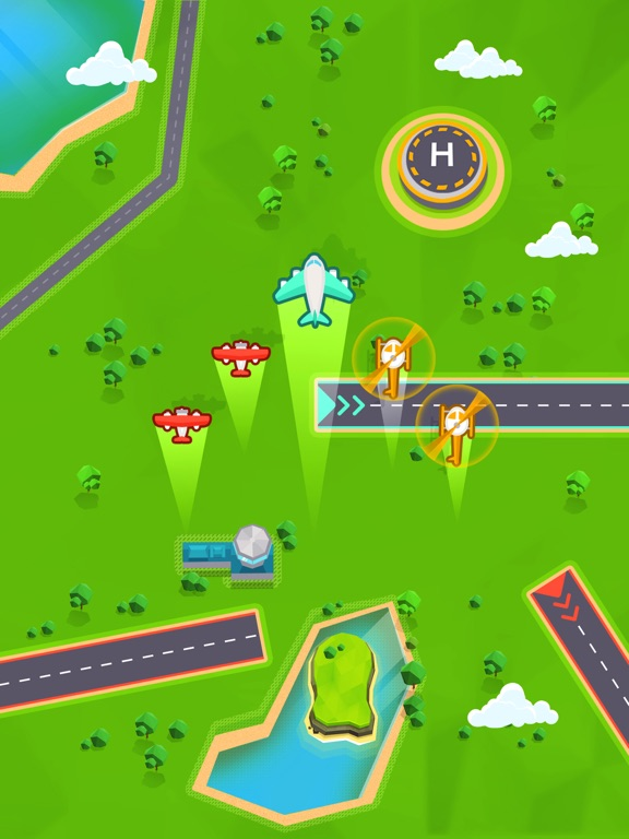 Super AirTraffic Control screenshot 6
