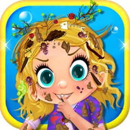 Dirty Kids Makeover & Dress Up