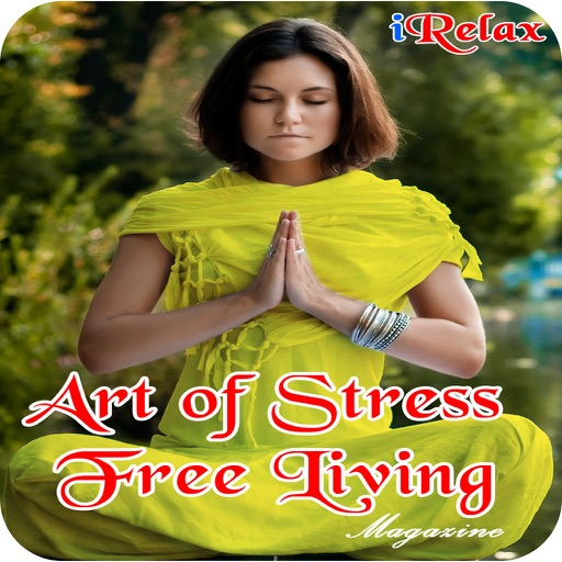 iRelax - Art of Stress Free Living Magazine