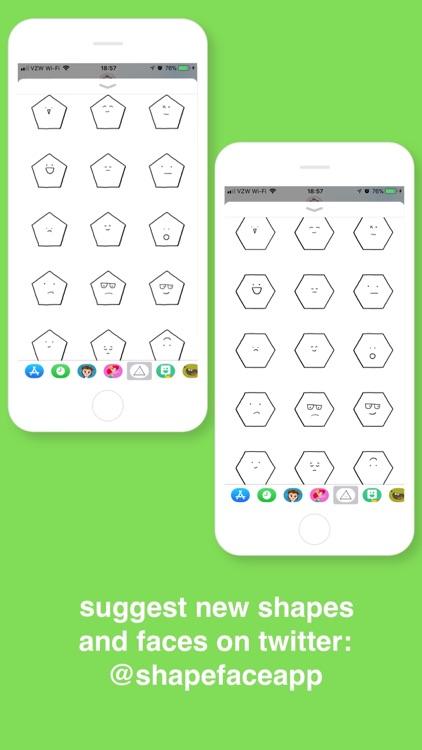 shapeface screenshot-3