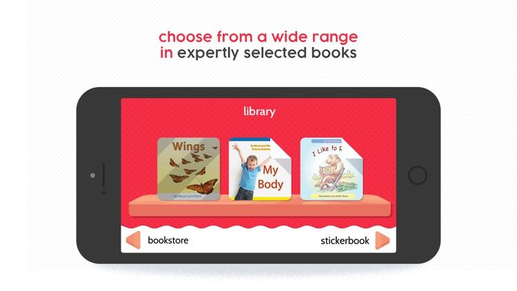 miniRAINBOWS - Learn to Read
