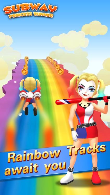 Subway Princess Runner screenshot-3