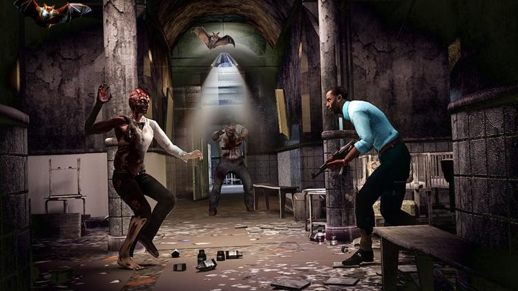 Dead Zombie Shooting Hunter screenshot-3