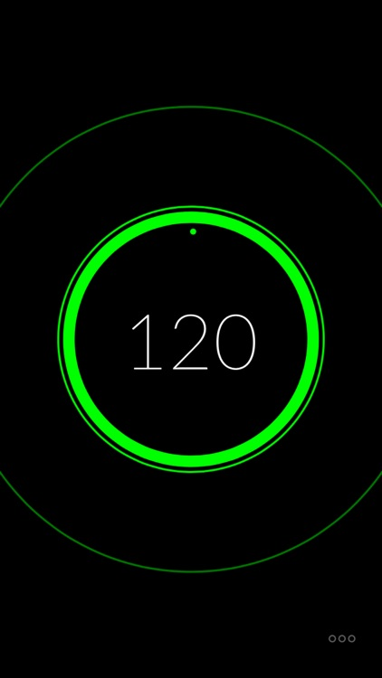 Pulse - Haptic Metronome Watch screenshot-0