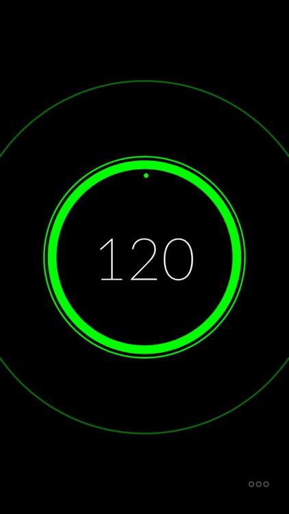 Pulse - Metronome & Tap Tempo screenshot-0