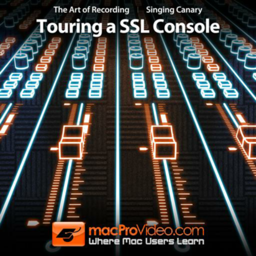 Touring An SSL Console 401
