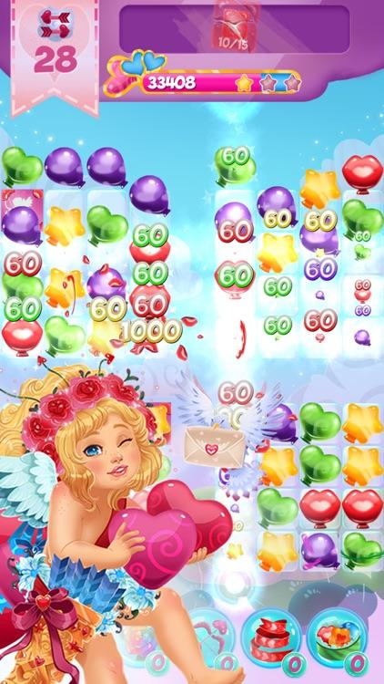My Valentine's Crush: Match 3 screenshot-3