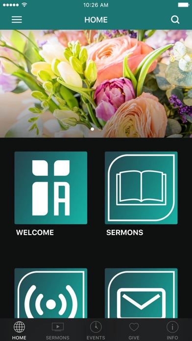 Apex Baptist Church screenshot 1