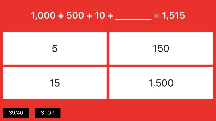 3rd Grade Math Testing Prep screenshot-4