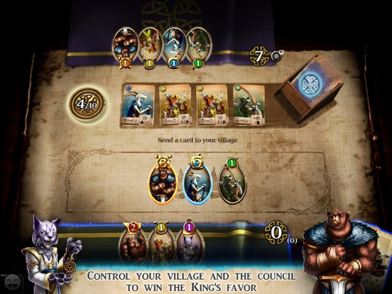 Harald: A Game of Influence screenshot 7
