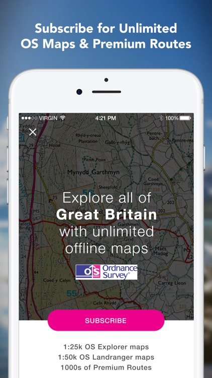 Outdoors GB - Offline OS Maps screenshot-4