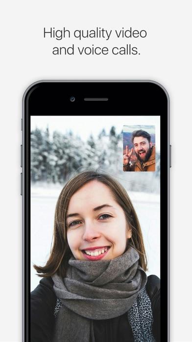 SOMA Messenger Screenshots