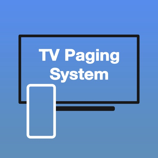 TV Paging System