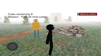 Stickman VS Bully's Nite Basic screenshot three