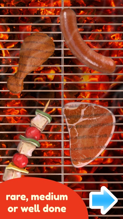 BBQ Grill Maker screenshot-2