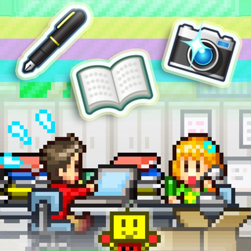 Make Your Mark in Magazine Mogul, Kairosoft's Newest Cutesy Simulation