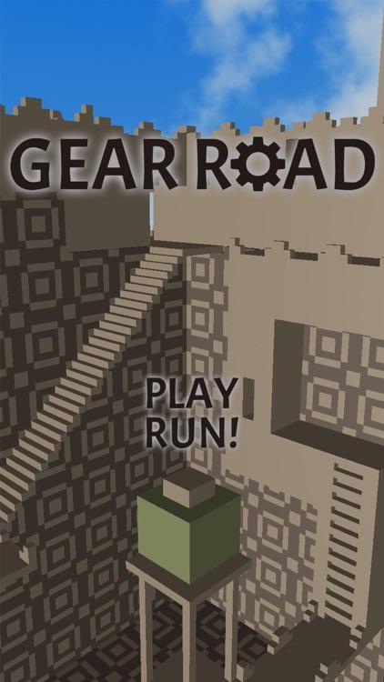 Gear Road - Jump and Shoot screenshot-0