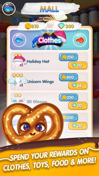 Cookie Swirl World screenshot-3