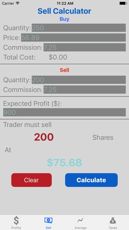 Stock Target Calculator Pro
