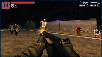 Zombie Predator Undead Shooter screenshot three