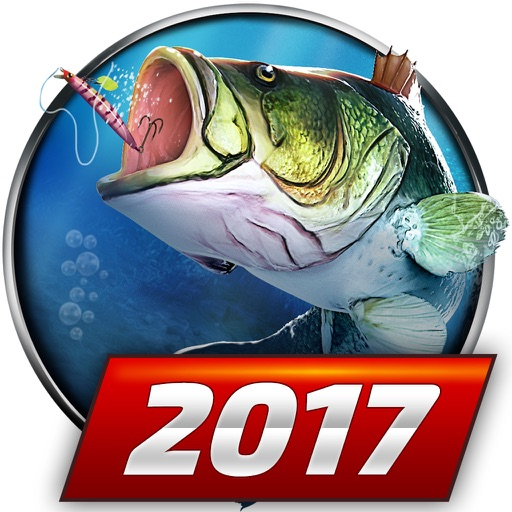 Fishing clash fish game 2017 by ten square games for Fish fishing games