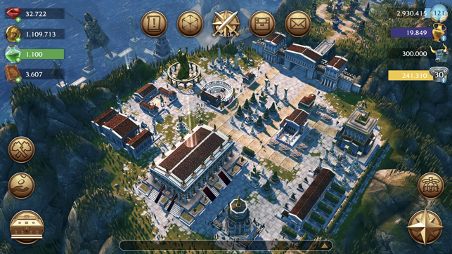 Olympus rising en app store gumiabroncs Choice Image